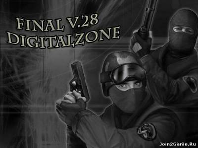 CS 1.6 Final v.28 DiGiTAL ZoNE
