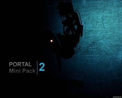 "Background ""Portal 2 Background Mini Pack"""